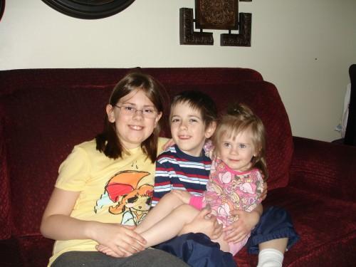 Miranda, Henry and Arabella